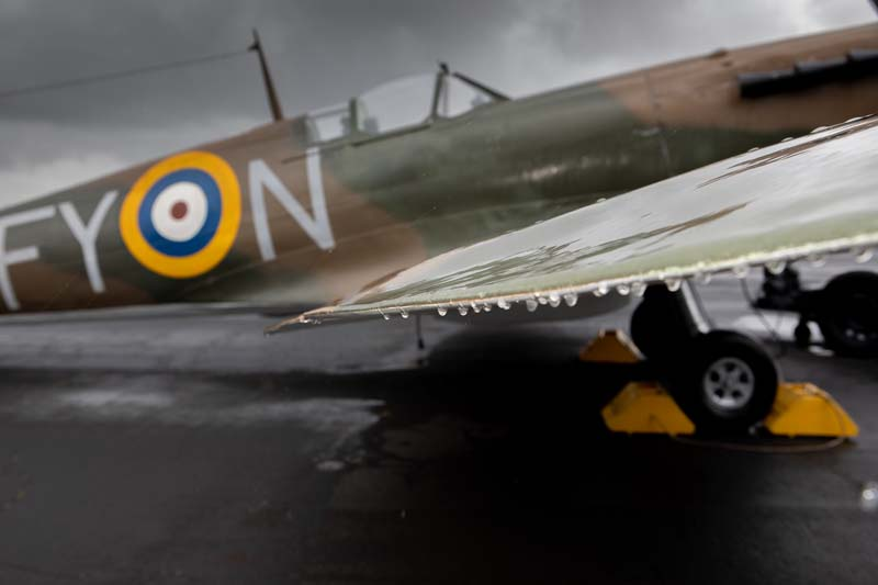 Spitfire Display Team