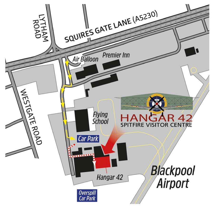 Hangar 42 Spitfire Visitor Centre